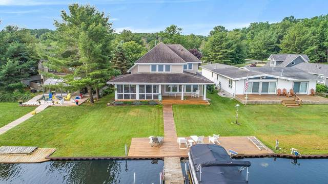5424 Tonto Road, Pentwater, MI 49449 (MLS #20008599) :: Deb Stevenson Group - Greenridge Realty