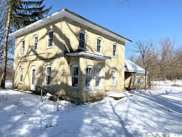 1924 N Wilson Road, Mears, MI 49436 (MLS #20008737) :: Deb Stevenson Group - Greenridge Realty