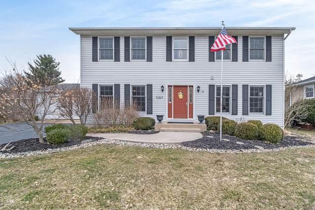 153 Colonial Drive, Augusta, MI 49012 (MLS #20009043) :: Matt Mulder Home Selling Team