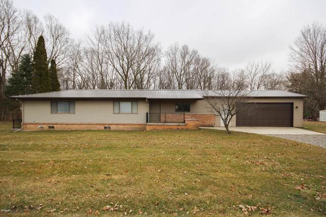 677 Tuttle Road, Union City, MI 49094 (MLS #20009363) :: CENTURY 21 C. Howard
