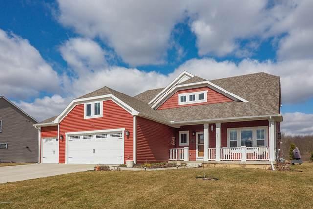 5242 Misty Creek Drive, Kalamazoo, MI 49009 (MLS #20010028) :: Matt Mulder Home Selling Team
