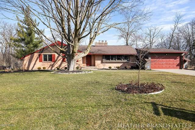 3640 Glenn Drive SE, Grand Rapids, MI 49546 (MLS #20010047) :: JH Realty Partners