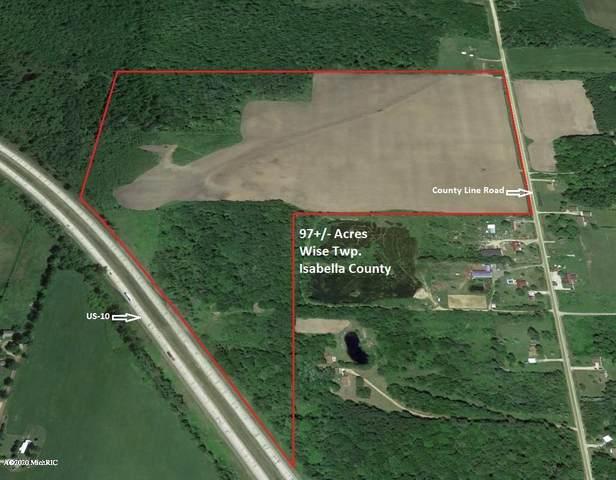 Vl N East County Line Road, Coleman, MI 48618 (MLS #20010149) :: CENTURY 21 C. Howard