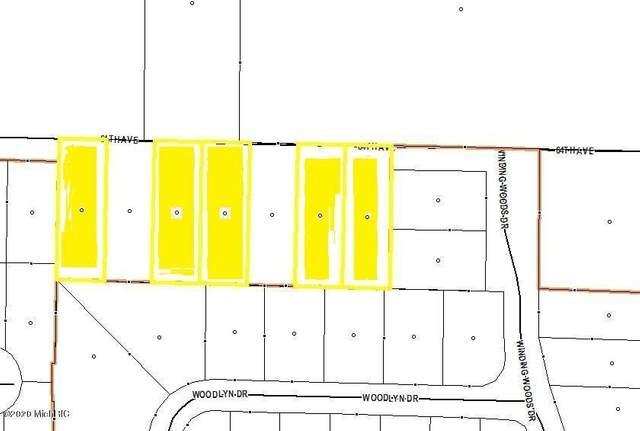 5 lots 64th Avenue, Lawton, MI 49065 (MLS #20010167) :: Matt Mulder Home Selling Team
