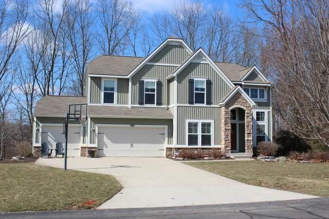 2521 Mason Ridge Court NE, Grand Rapids, MI 49525 (MLS #20010356) :: JH Realty Partners