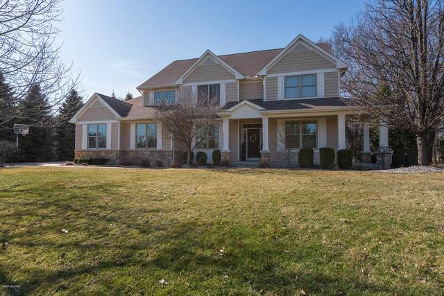 8362 Parkstone Terrace, Mattawan, MI 49071 (MLS #20010496) :: Matt Mulder Home Selling Team