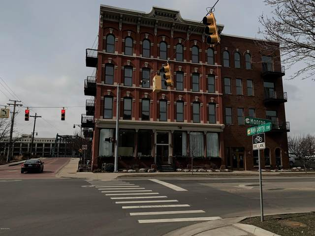 801 Monroe Avenue NW #406, Grand Rapids, MI 49503 (MLS #20010628) :: JH Realty Partners