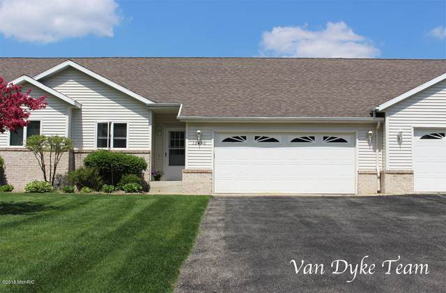 12450 Bay View Drive #10, Wayland, MI 49348 (MLS #20010820) :: JH Realty Partners