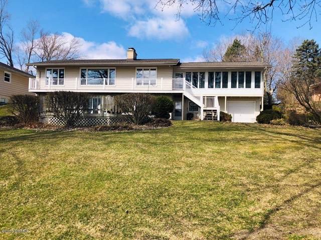 12113 Highview Shores, Vicksburg, MI 49097 (MLS #20011190) :: Matt Mulder Home Selling Team