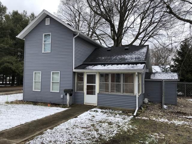 116 Pearl Street, Vicksburg, MI 49097 (MLS #20011212) :: Matt Mulder Home Selling Team