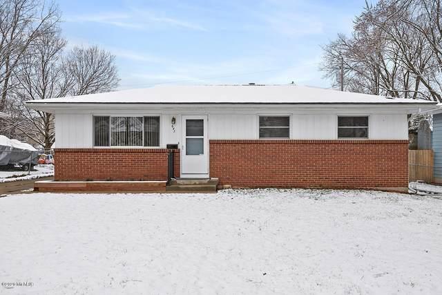 647 Ferndale Avenue NW, Grand Rapids, MI 49534 (MLS #20011374) :: JH Realty Partners