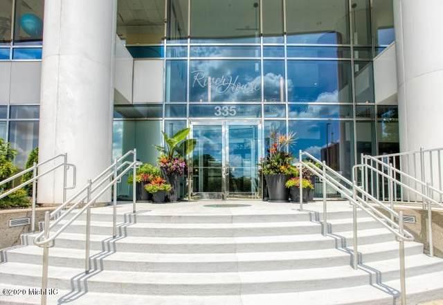 335 Bridge Street NW #2602, Grand Rapids, MI 49504 (MLS #20011404) :: JH Realty Partners