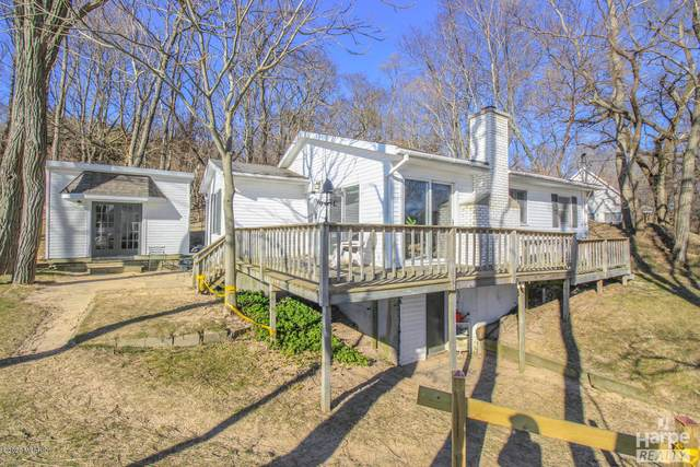 7005 N Old Channel Trail, Montague, MI 49437 (MLS #20011498) :: JH Realty Partners