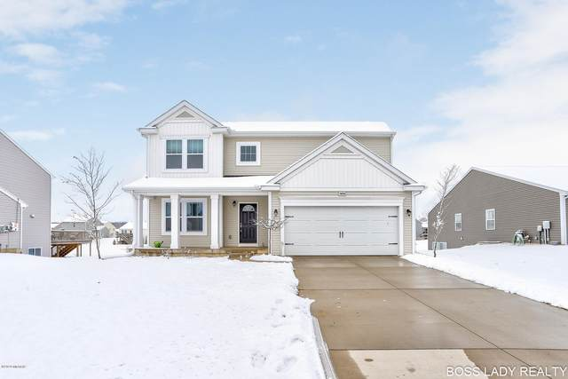 1678 Sunny Glen Drive SE, Caledonia, MI 49316 (MLS #20011506) :: Keller Williams RiverTown
