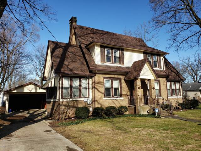 206 Elmwood Boulevard, Galesburg, MI 49053 (MLS #20011571) :: JH Realty Partners