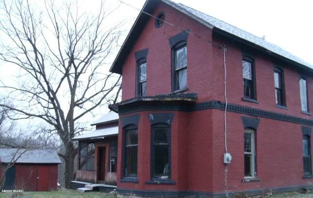 4726 W Cloverdale Road, Delton, MI 49046 (MLS #20011599) :: CENTURY 21 C. Howard
