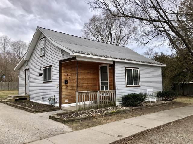 153 White Street, Shelby, MI 49455 (MLS #20011641) :: JH Realty Partners