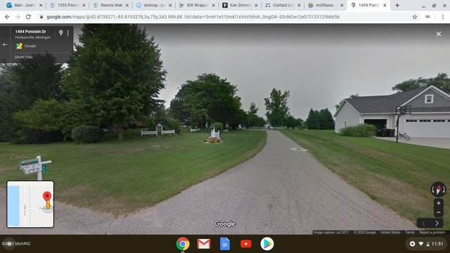 1509 Ponstein Drive, Hudsonville, MI 49426 (MLS #20011647) :: JH Realty Partners