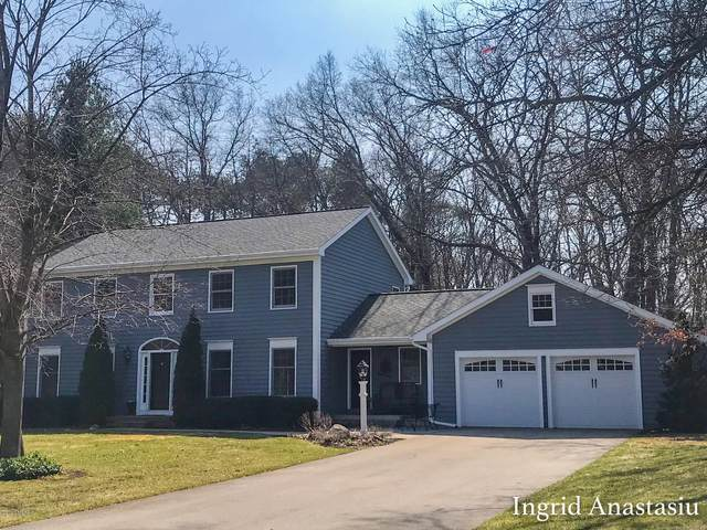 7790 Kenrob Drive SE, Grand Rapids, MI 49546 (MLS #20011649) :: JH Realty Partners