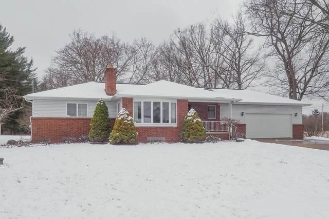 131 Crosby Drive, Battle Creek, MI 49014 (MLS #20011780) :: Matt Mulder Home Selling Team