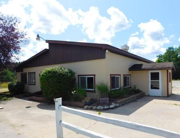 14021 9 Mile Road, Kaleva, MI 49645 (MLS #20011876) :: Matt Mulder Home Selling Team