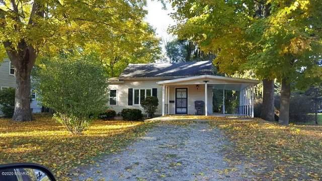 642 W Bridge Street, Plainwell, MI 49080 (MLS #20011936) :: Matt Mulder Home Selling Team
