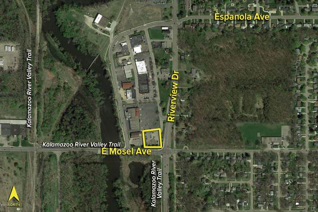 850 S Riverview Drive, Parchment, MI 49004 (MLS #20012029) :: Jennifer Lane-Alwan