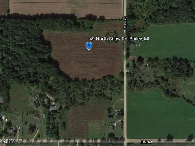 49 N Shaw Road, Bailey, MI 49303 (MLS #20012111) :: CENTURY 21 C. Howard