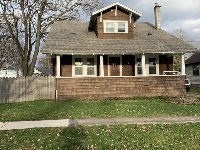 620 S Lincoln Avenue, Three Rivers, MI 49093 (MLS #20012211) :: CENTURY 21 C. Howard