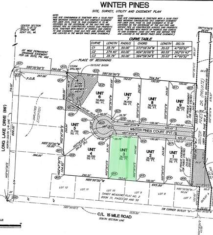 322 Winter Pines Court #3, Sparta, MI 49345 (MLS #20012514) :: CENTURY 21 C. Howard