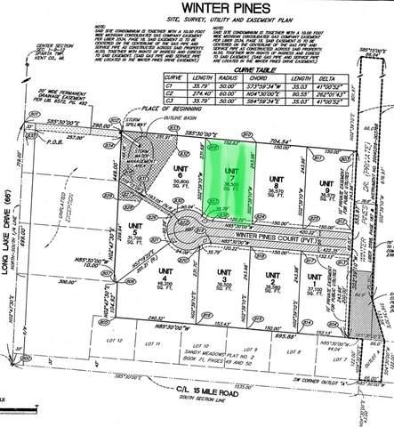 323 Winter Pines Court #7, Sparta, MI 49345 (MLS #20012517) :: CENTURY 21 C. Howard
