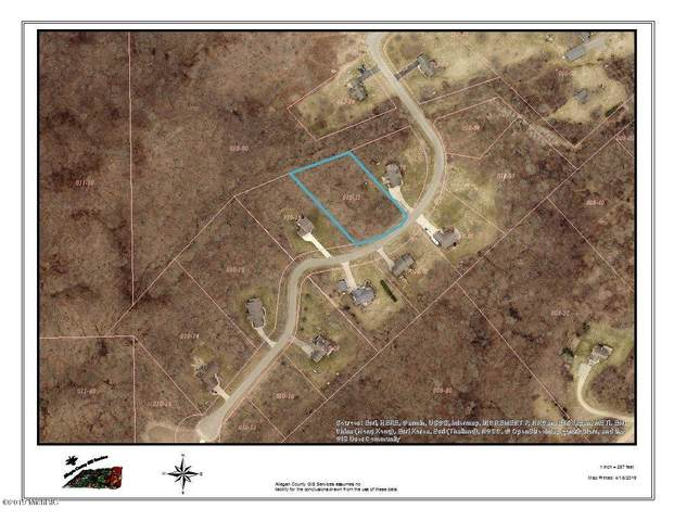 Lot 17 Fox Mountain Drive, Otsego, MI 49078 (MLS #20012882) :: Keller Williams Realty | Kalamazoo Market Center