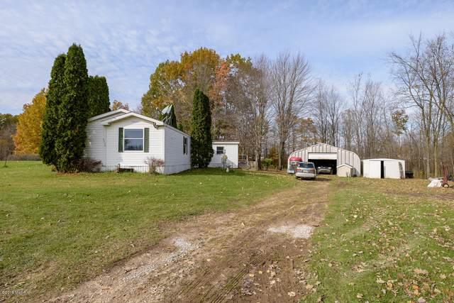 5550 Hill Road, Bellevue, MI 49021 (MLS #20013657) :: Deb Stevenson Group - Greenridge Realty