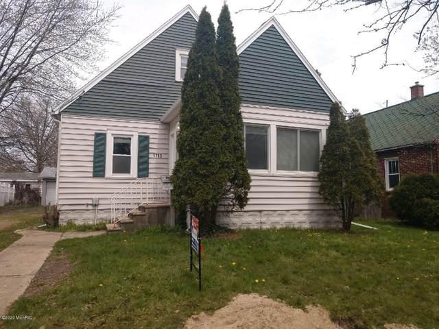 1713 E Cork Street, Kalamazoo, MI 49001 (MLS #20013693) :: JH Realty Partners