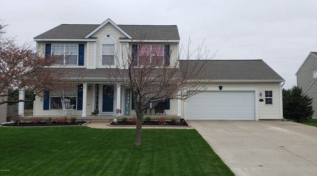 10867 Pine Cone Court, West Olive, MI 49460 (MLS #20013770) :: Deb Stevenson Group - Greenridge Realty