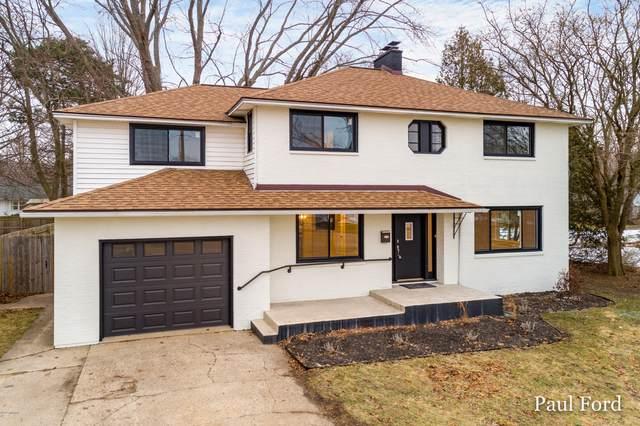 818 Ruddiman Drive, North Muskegon, MI 49445 (MLS #20014844) :: Deb Stevenson Group - Greenridge Realty