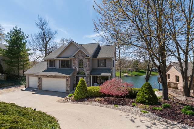 353 Southfork Drive, Plainwell, MI 49080 (MLS #20015046) :: Keller Williams Realty | Kalamazoo Market Center