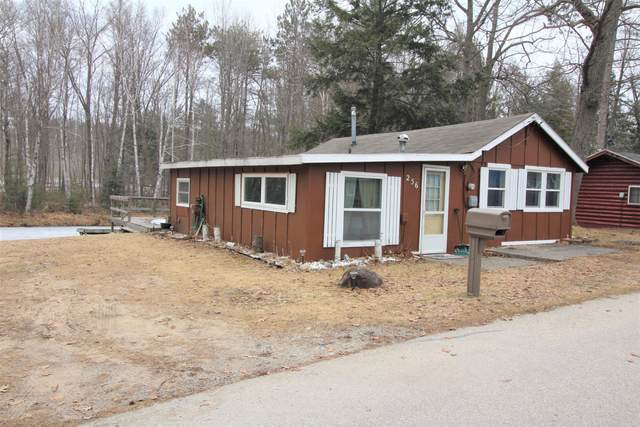 256 W Lake Drive, Cadillac, MI 49601 (MLS #20015132) :: Deb Stevenson Group - Greenridge Realty