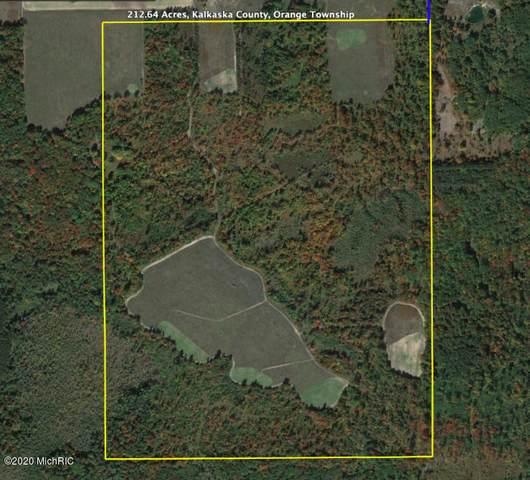 V/L 212.64-Acres Spencer Road SE, Kalkaska, MI 49646 (MLS #20015306) :: Ginger Baxter Group