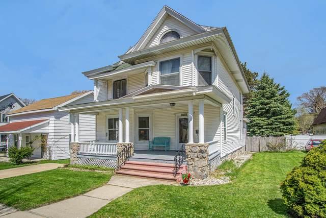 294 N Michigan Avenue, Shelby, MI 49455 (MLS #20015519) :: Jennifer Lane-Alwan