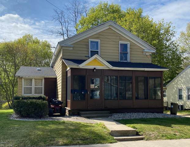 553 Ely Street, Allegan, MI 49010 (MLS #20015683) :: Deb Stevenson Group - Greenridge Realty