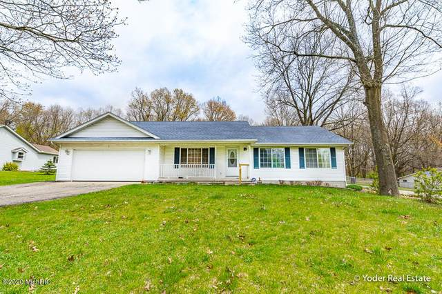 200 Embury Drive, Battle Creek, MI 49014 (MLS #20016292) :: Keller Williams Realty | Kalamazoo Market Center