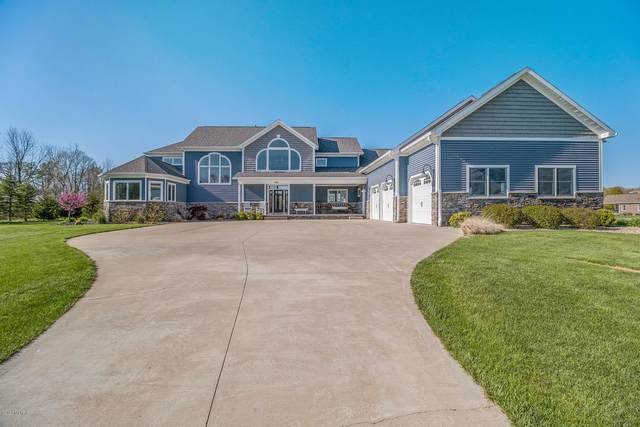 3785 E X Avenue, Vicksburg, MI 49097 (MLS #20016560) :: Keller Williams Realty | Kalamazoo Market Center