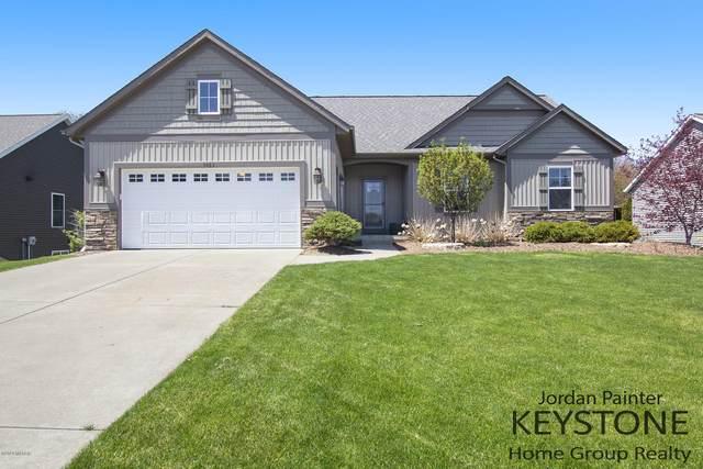 5465 Mills Ridge Drive, Wyoming, MI 49418 (MLS #20016571) :: JH Realty Partners