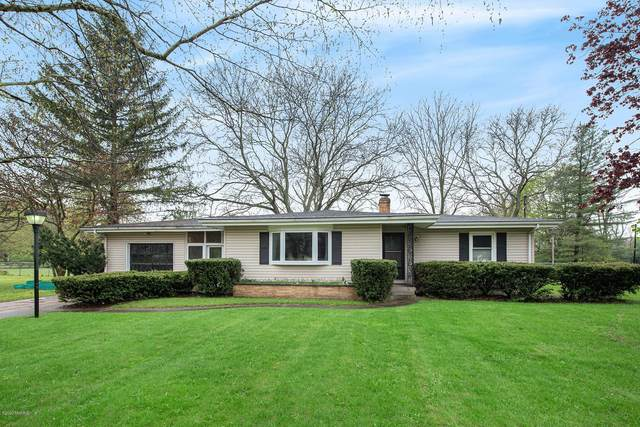 195 Burgess Drive, Galesburg, MI 49053 (MLS #20016868) :: CENTURY 21 C. Howard