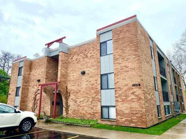 456 Fulton Street E #1, Grand Rapids, MI 49503 (MLS #20016907) :: JH Realty Partners