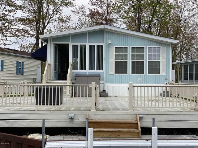 704 Bayside Lane Lot 62, Coldwater, MI 49036 (MLS #20016930) :: Jennifer Lane-Alwan