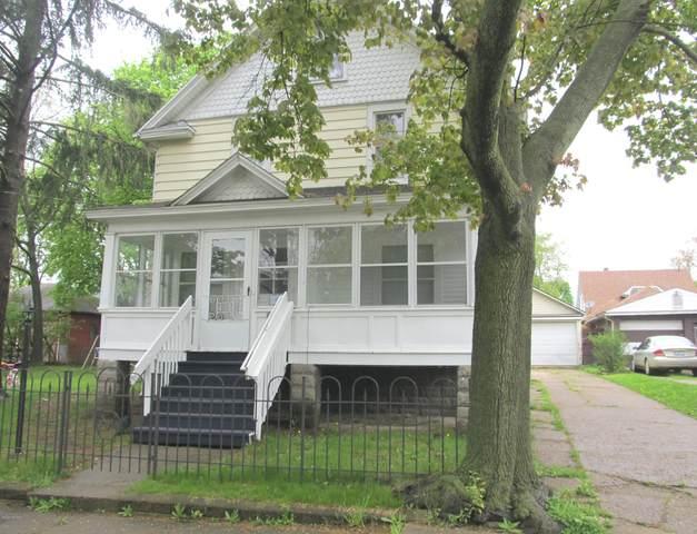 831 Franklin Street #2, Kalamazoo, MI 49001 (MLS #20017279) :: CENTURY 21 C. Howard