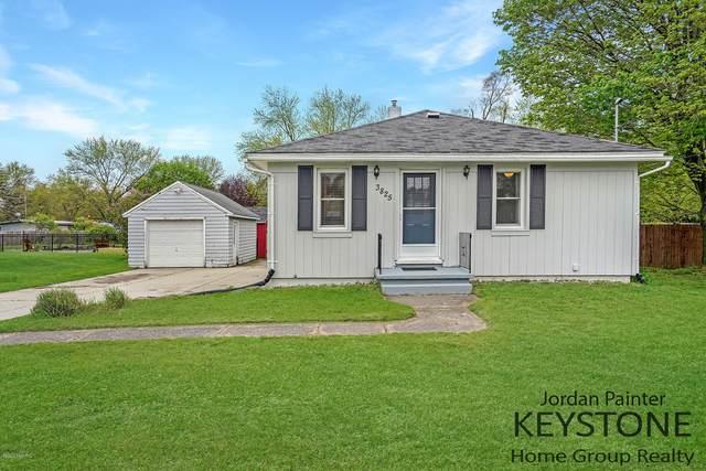 3825 Benjamin Avenue NE, Grand Rapids, MI 49525 (MLS #20017439) :: JH Realty Partners