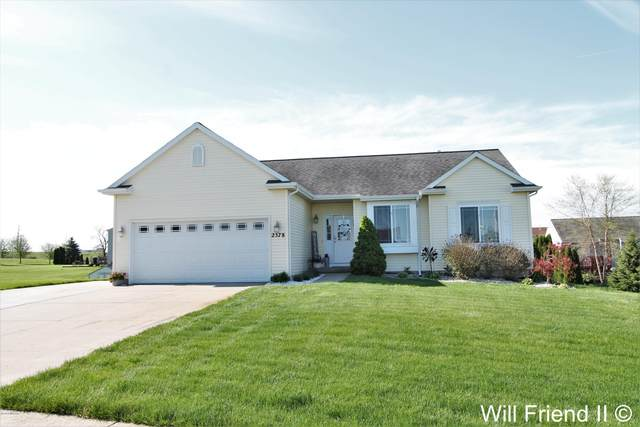 2578 Thackery Court SW, Wyoming, MI 49418 (MLS #20017475) :: JH Realty Partners